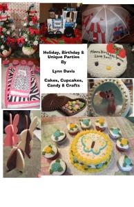 cake and cupcake cover