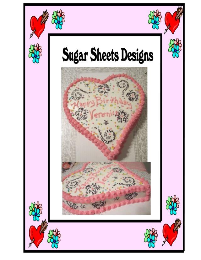 Sugar Sheet Designs