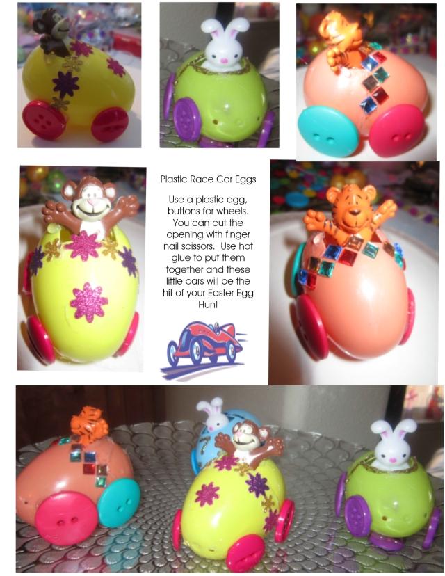 egg racer