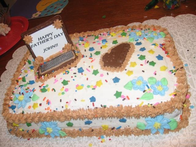 ariel cake 100
