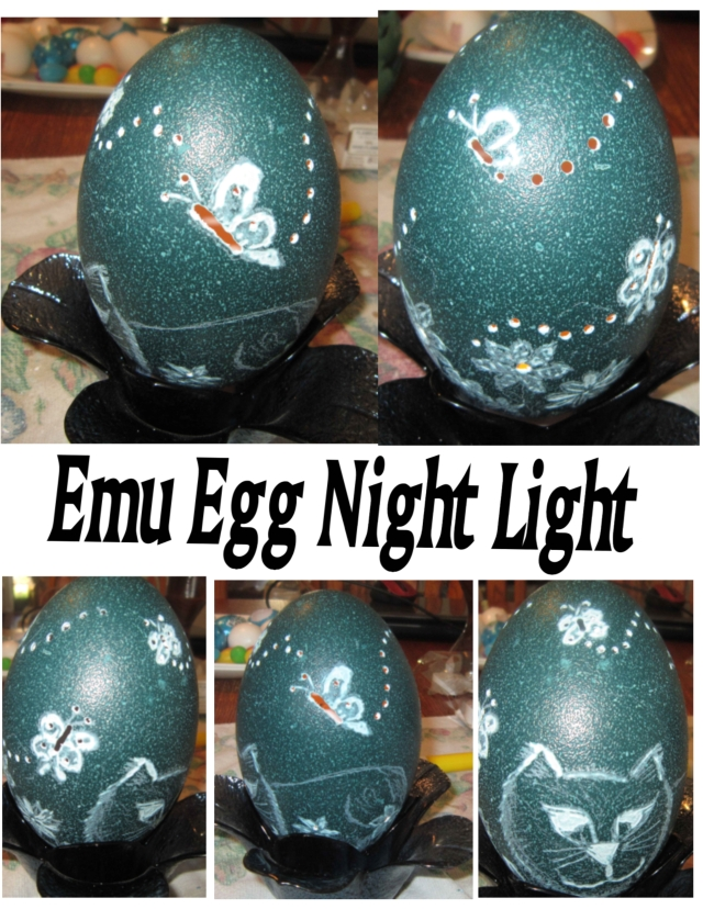 Emu Night Light
