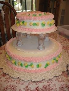 Tier cake2