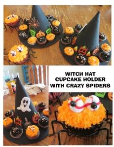 witch hat cc holder