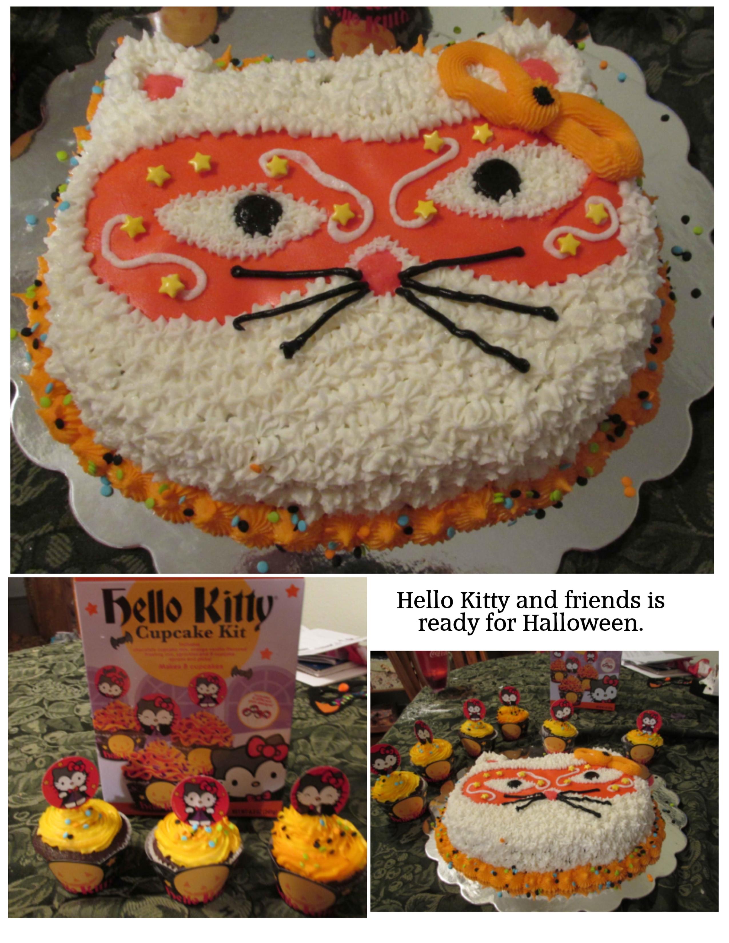 Walmart Halloween Cakes