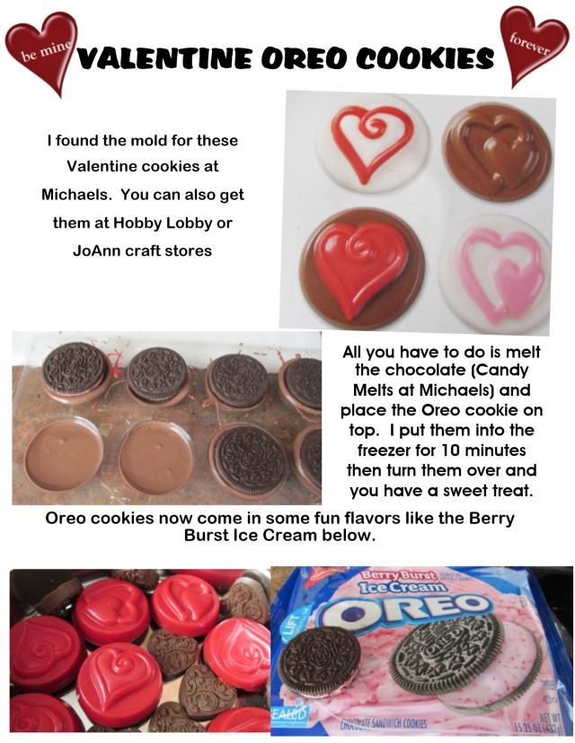 Valentine Oreo