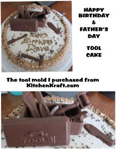 Tool Cake