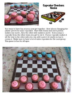 Game Cupcakes