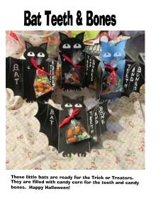 Bat Teeth & Bones