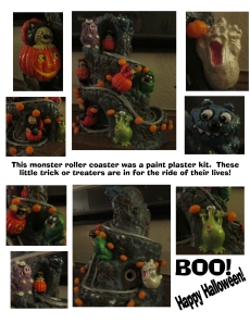 Monster Roller Coaster