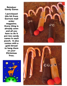 reindeer candy canes