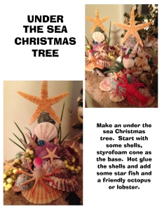 Under the sea tree