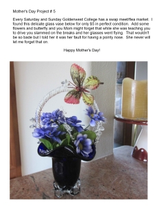 Mother Day project 5