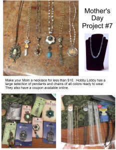 Mothers day project 7