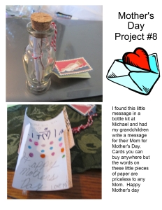 Mothers day project 8