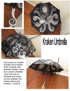 Kraken Umbrella