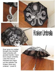 Kraken Umbrella