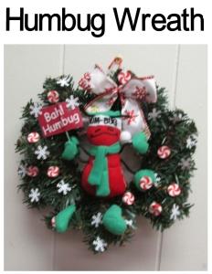 Humbug Wreath