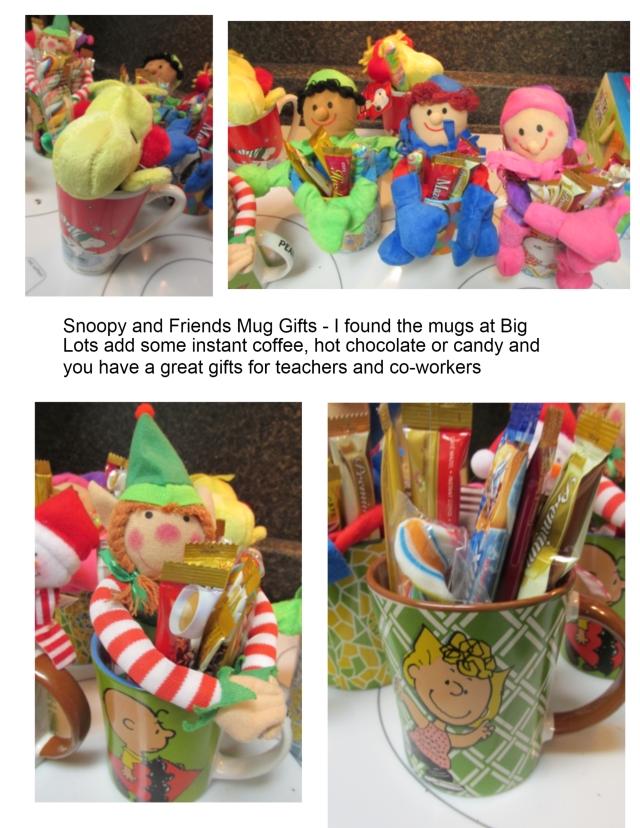 Snoopy Mug Gifts