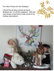 Reindeer picture