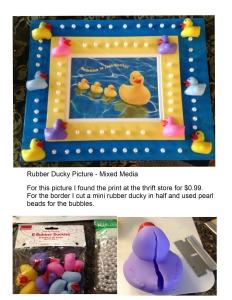 Ducky Picture