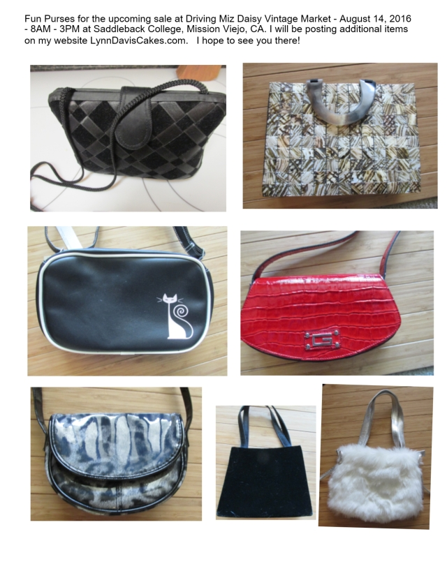 Swap Meet Purses 08052016