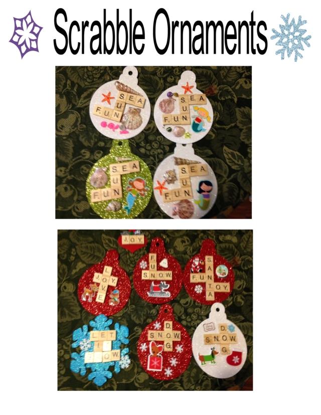 Scrabble Ornaments2