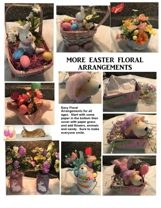 More Easter Flowers