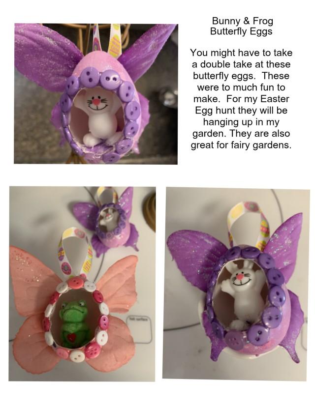 Butterfly Eggs